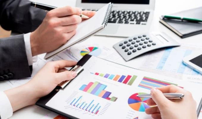 القوائم المالية ، التقارير المالية ، فاتوس ، القيود اليومية vatoce