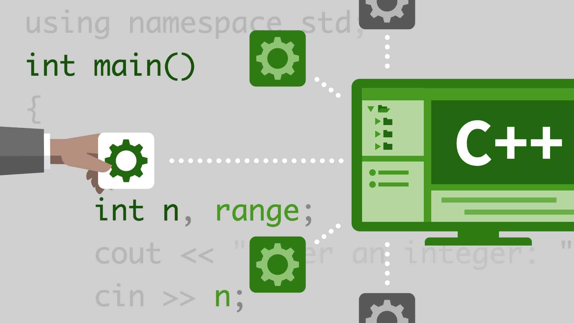 c++ لغات البرمجة