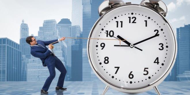 6 قواعد عن الوقت